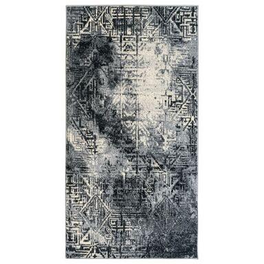 Dywan NOL czarny 80 x 150 cm wys. runa 9 mm AGNELLA