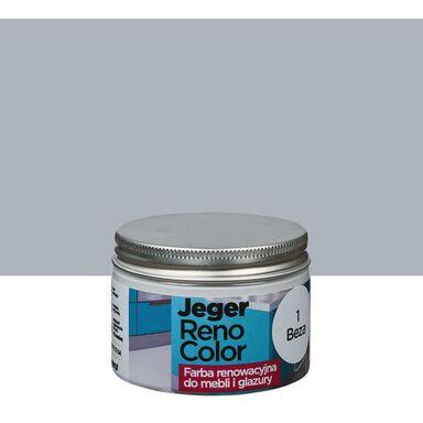 Farba renowacyjna Reno Color do mebli i glazury 0.45 l Beza Jeger