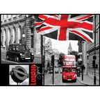 Fototapeta LONDON 70.5 x 104 cm