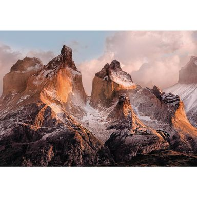 Fototapeta TORRES DEL PAINE 184 x 254 cm