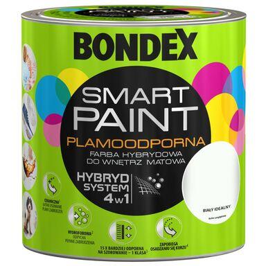 Farba wewnętrzna SMART PAINT 2.5 l Biały idealny BONDEX