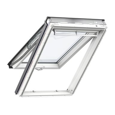 Okno dachowe VELUX, 2-szybowe, 78 x 140 cm