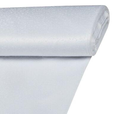 Tkanina obrusowa na mb LULE biała szer. 170 cm