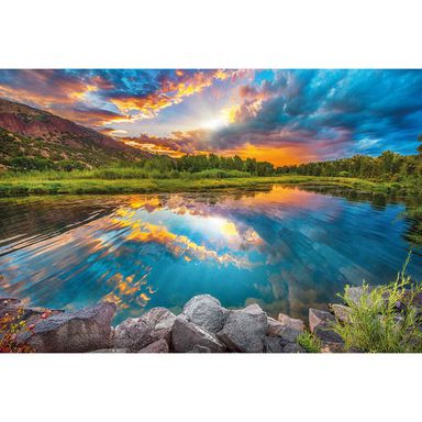 Fototapeta Daybreak 368 x 248 cm Komar