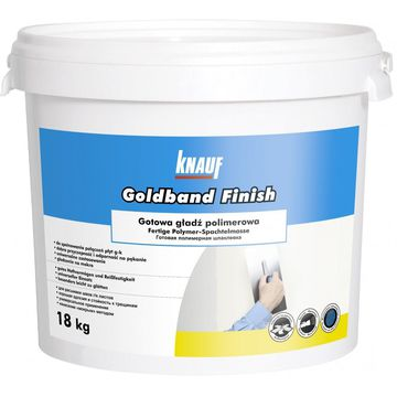 Knauf goldband finish opinie
