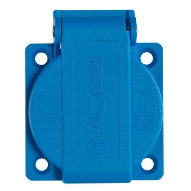 Gniazdo podtynkowe 2P+Z IP54 250 ELEKTRO-PLAST