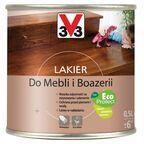 Lakier DO MEBLI I BOAZERII 0.25 l Dąb jasny Połysk V33