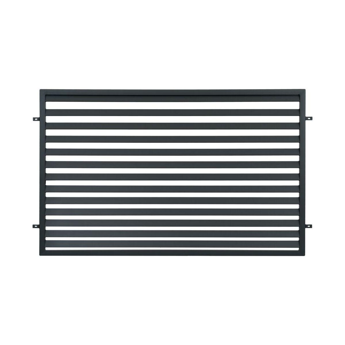 Panel ogrodzeniowy bali ii prz s a panele ogrodzeniowe for Panel led leroy merlin