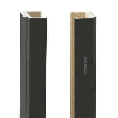 Baza lewa ościeżnicy REGULOWANEJ Grafitowa 95 - 115 mm CLASSEN