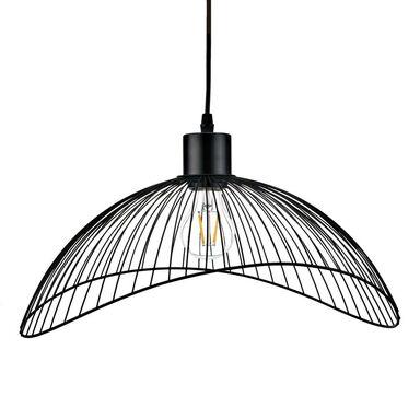 Lampa wisząca AJE-HOLLY 5 Black czarna E27 ACTIVEJET