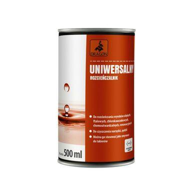 Rozpuszczalnik UNIWERSALNY 0.5 l DRAGON