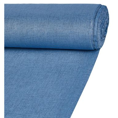 Tkanina na mb LURE niebieska szer. 280 cm
