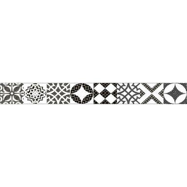 Listwa ceramiczna GLOSSY DELUXE 4.5 X 40 CREATIVE CERAMIKA