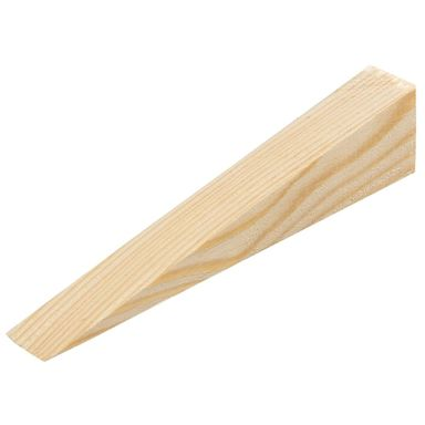 Kliny montażowe drewniane do podłóg, drzwi i okien 30x150 mm 10 sztuk w opak.
