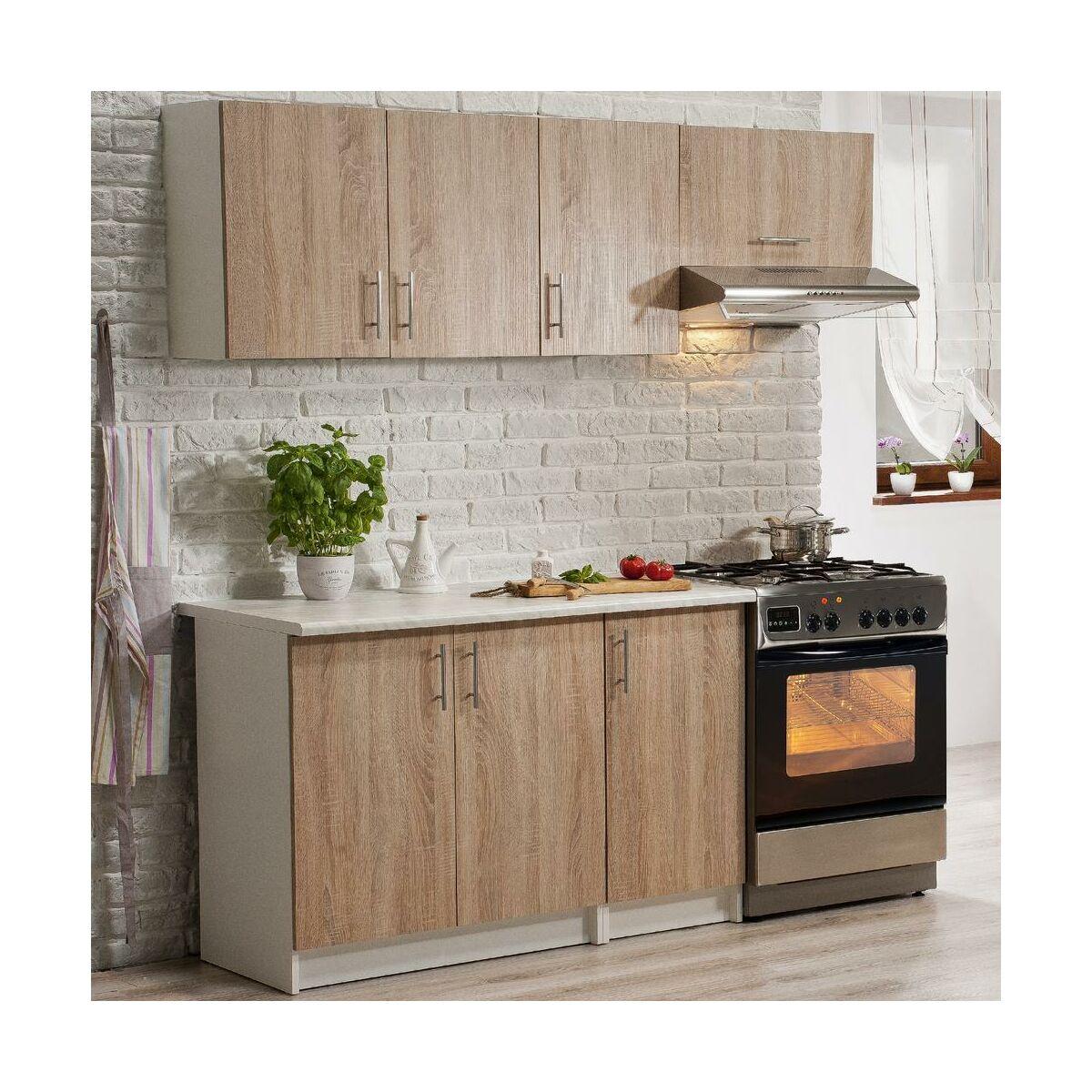 Zestaw mebli kuchennych OLA DEFTRANS  sprawdź opinie w   -> Kuchnia Z Leroy Merlin Opinie