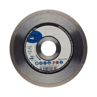 Tarcza diamentowa pełna DO CERAMIKI 15X2.1X22.2 mm
