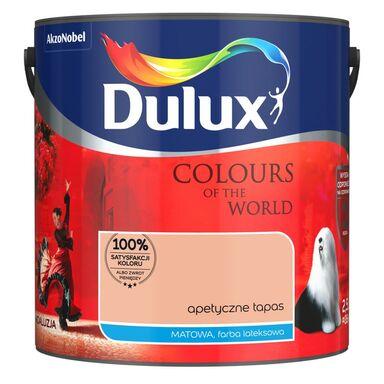 Farba wewnętrzna KOLORY ŚWIATA 2.5 l Apetyczne tapas DULUX