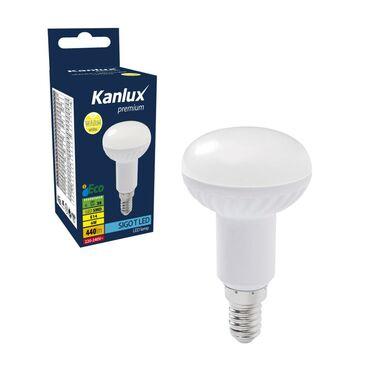 Żarówka LED E14 6 W = 38 W 440 lm Ciepła KANLUX