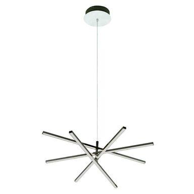 Lampa wisząca Concord chrom 4 x LED Inspire
