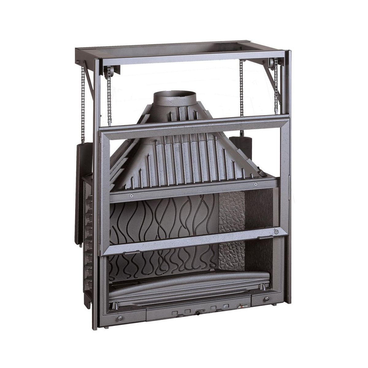 wk ad kominkowy 900 grande vision podnoszony invicta. Black Bedroom Furniture Sets. Home Design Ideas