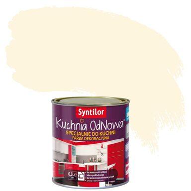 Farba renowacyjna KUCHNIA ODNOWA 0.5lVanilia SYNTILOR