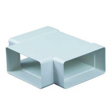 Trójnik kanału wentylacyjnego POZIOMY PŁASKI 90° 75 x 150 mm EQUATION