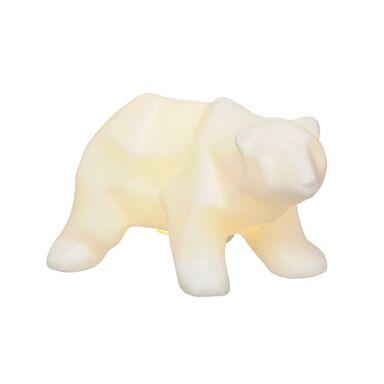 Miś polarny podświetlany 17.5 x 8.5 cm