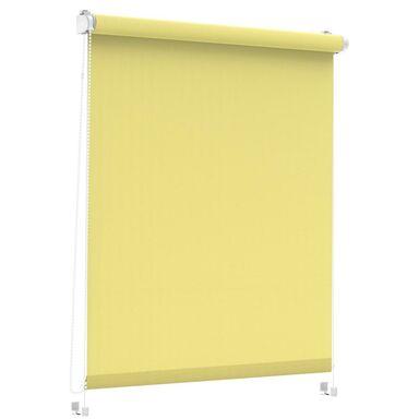 Roleta okienna Dream Click mimoza żółta 53.5 x 215 cm