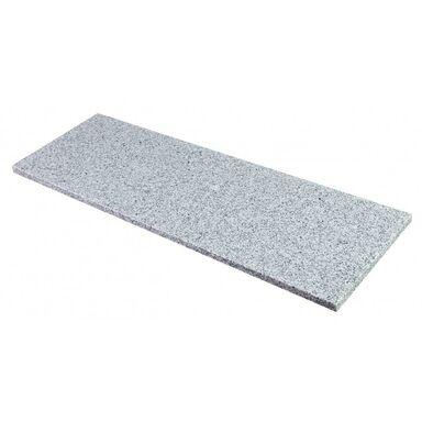 Parapet granitowy szary 152X30X2 cm KNAP