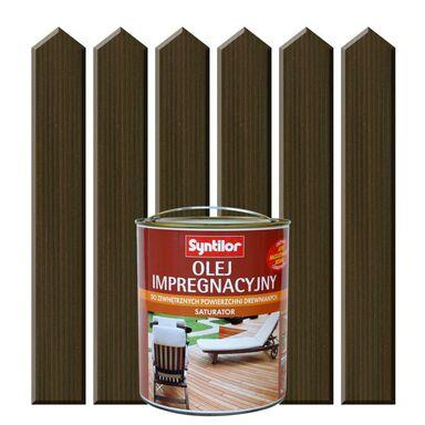 Olej do drewna SATURATOR 2.5 l SYNTILOR