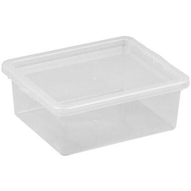Pojemnik BASIC 1,5 L 17 x 20,5 x 7,4 cm PLAST TEAM