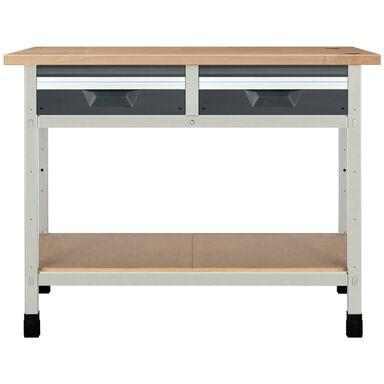 Stały stół warsztatowy WSS 113 cm NR 2 / 8061000 WOLFCRAFT