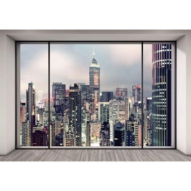 Fototapeta CITY LIGHTS 8-916 254 x 368 cm