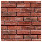 Kamień dekoracyjny Turmalin TM4 Czerwony 22,8 x 7,3 cm Max-Stone