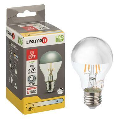 Żarówka dekoracyjna LED E27 (230 V) 5 W 470 lm LEXMAN