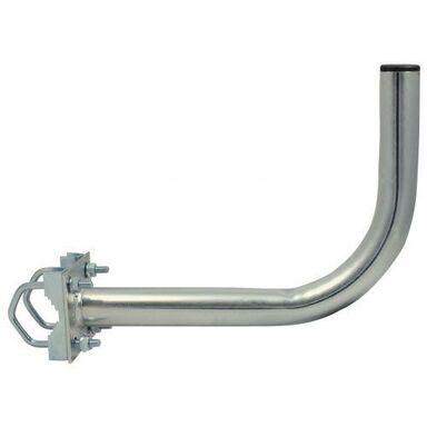 Wspornik balkonowy do anten 38 mm TV/SAT/GSM LMUB50060 330 / 250 mm EVOLOGY