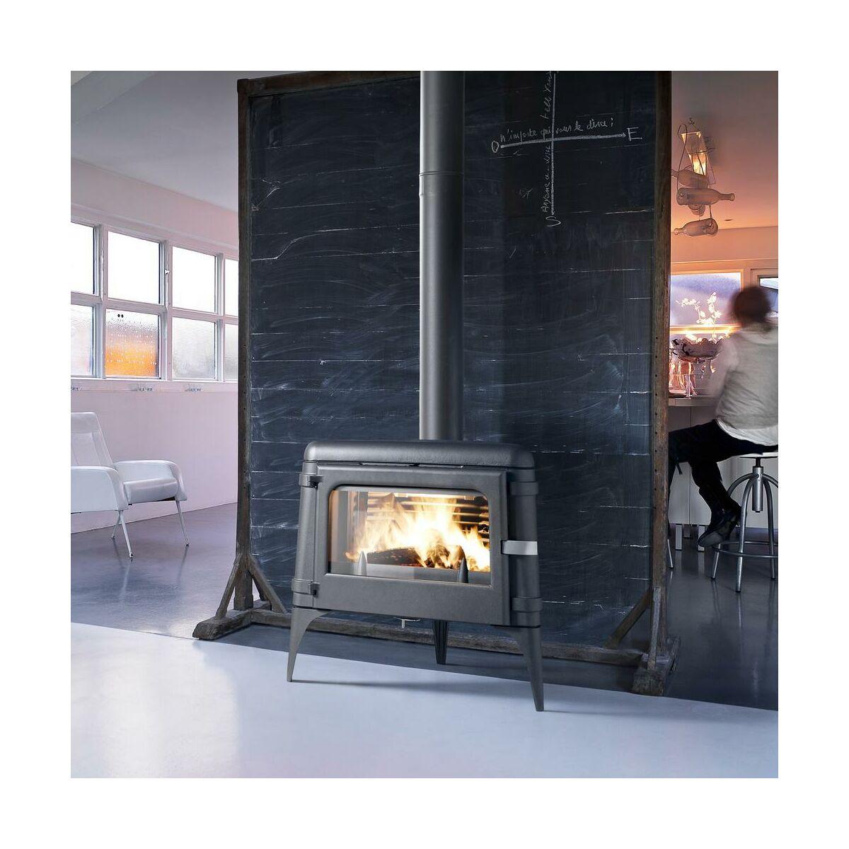 piec kominkowy luna invicta sprawd opinie w leroy merlin. Black Bedroom Furniture Sets. Home Design Ideas