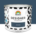 Tester farby Designer Collection 0.1 l Denim Beckers