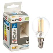 Żarówka LED E14 (230 V) 4 W 470 lm Neutralna biel LEXMAN