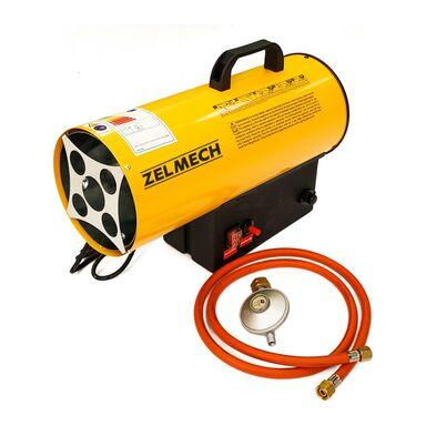 Nagrzewnica gazowa NGZL 15 kW ZELMECH