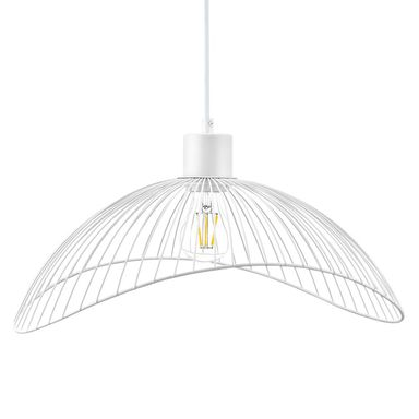 Lampa wisząca AJE-HOLLY 5 White ACTION