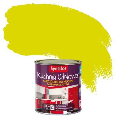 Farba renowacyjna KUCHNIA ODNOWA 1lPistacja SYNTILOR