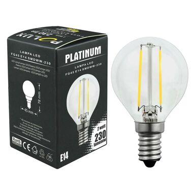 Żarówka LED E14 (230 V) 2 W 230 lm POLUX
