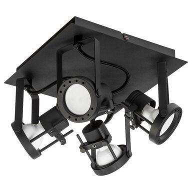 Plafon TECHNIC czarny GU10 INSPIRE
