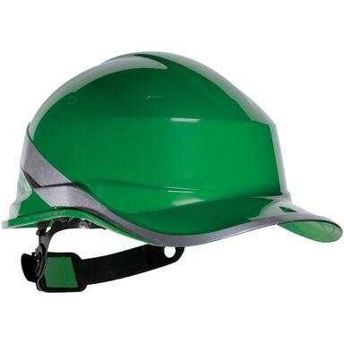 Kask ochronny DIAMOND V zielony DELTA PLUS