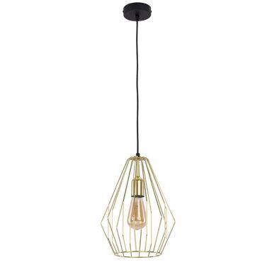 Lampa wisząca BRYLANT złota E27 TK LIGHTING