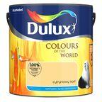 Farba wewnętrzna KOLORY ŚWIATA 2.5 l Cytrynowy sad DULUX