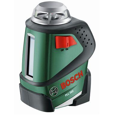 Poziomnica Laserowa Pll360 Bosch Urzadzenia Laserowe W Atrakcyjnej Cenie W Sklepach Leroy Merlin