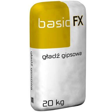Gładź szpachlowa 20 kg BASIC FX