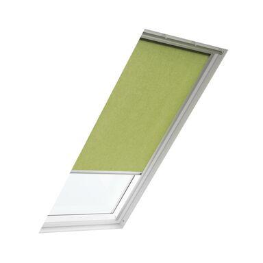 Roleta przyciemniająca RFL SK06 4079 Zielona 114 x 118 cm VELUX